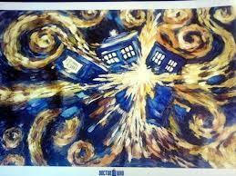 Posters Dr Who Exploding Tardis - Good Games