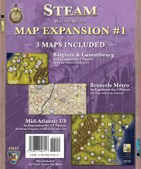 Steam Map Expansion 1 - Good Games