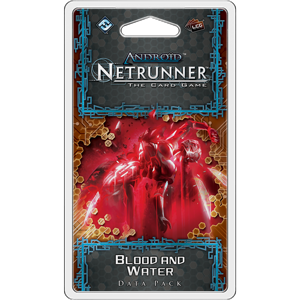 Android: Netrunner - Blood And Water
