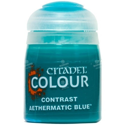 Citadel Contrast Paint - Aethermatic Blue (18ml) 29-41
