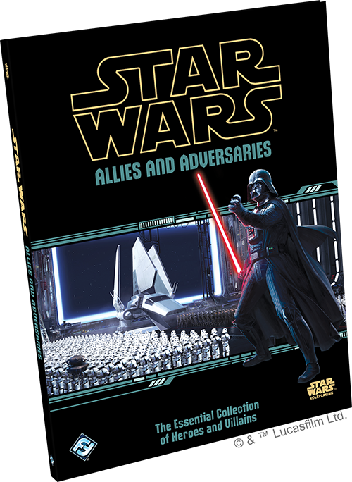 Star Wars Roleplaying Game Allies and Adversaries