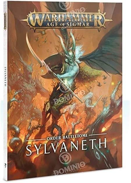 92-01-60 Battletome: Sylvaneth (HB) (ENGLISH) 2019 - Good Games