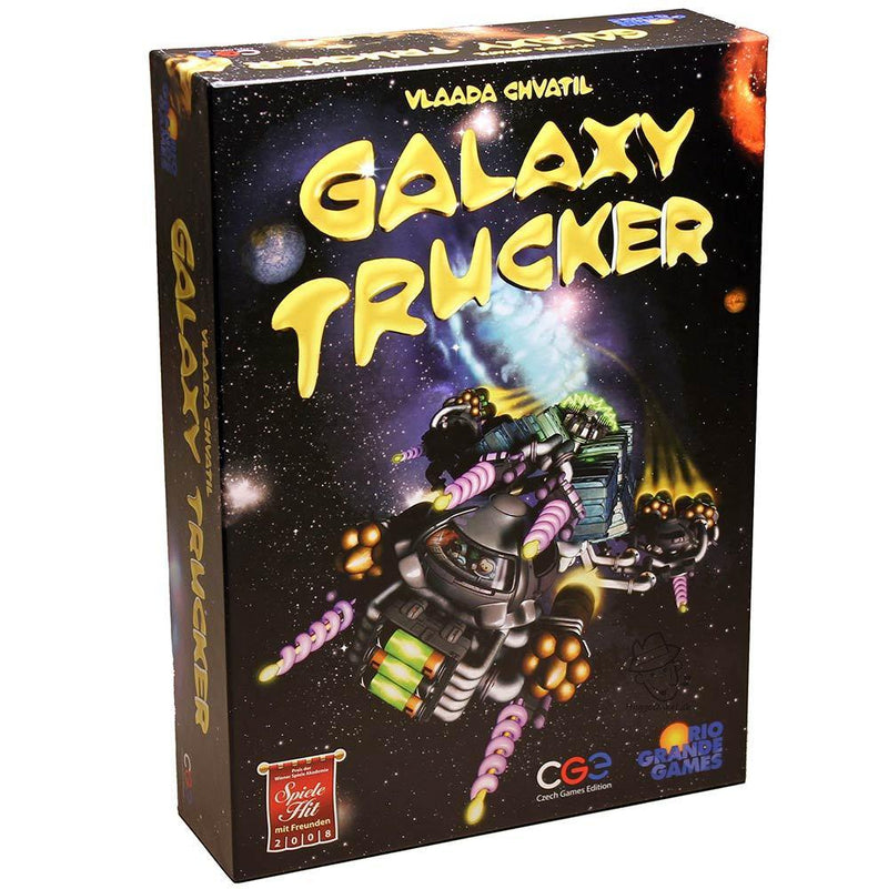 Galaxy Trucker - Good Games