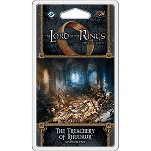 The Lord Of The Rings Lcg The Treachery Of Rhudaur - Good Games