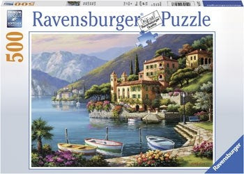 Ravensburger Villa Bella Vista - 500 Piece Jigsaw