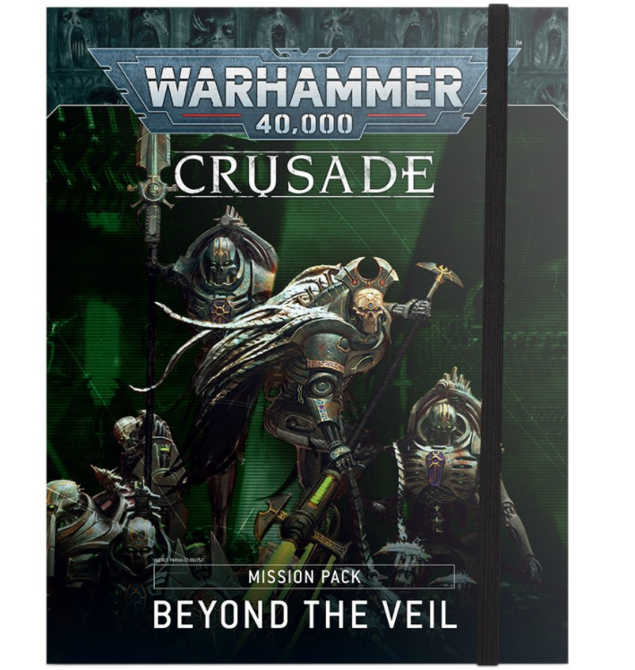 Beyond The Veil Crusade Mission Pack - Warhammer 40K (ENG) 40-12