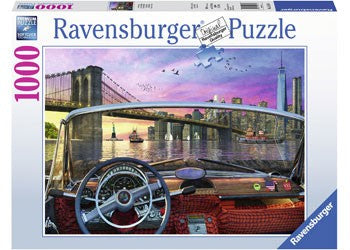 Ravensburger Brooklyn Bridge - 1000 Piece Jigsaw