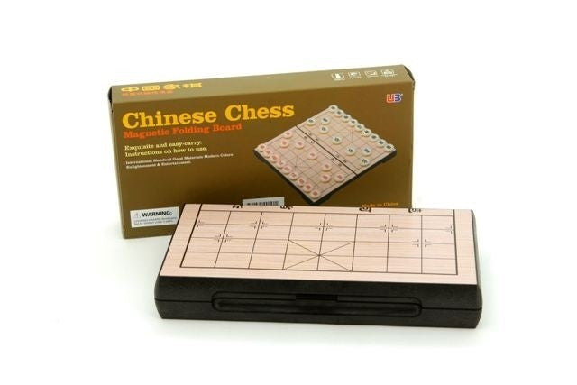 Chinese Chess Magnetic 10 Inch