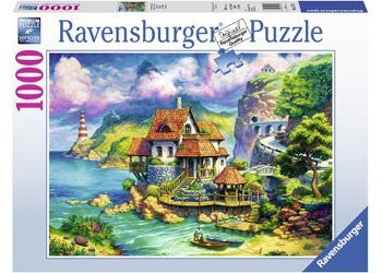 Ravensburger The Cliff House - 1000 Piece Jigsaw