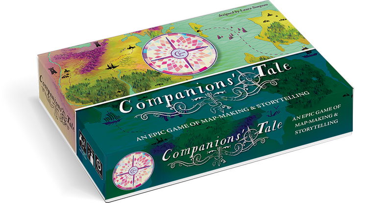 COMPANIONS TALE - RPG