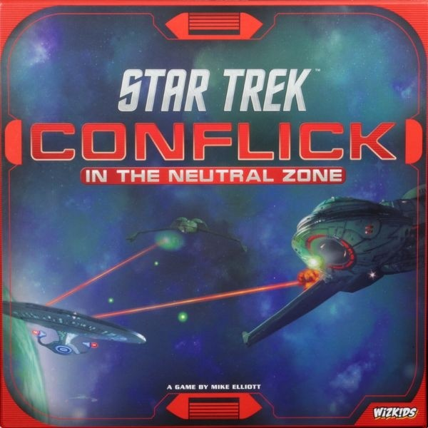 Star Trek Conflict In The Neutral Zone