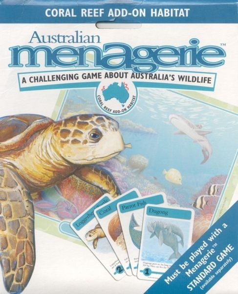 Australian Menagerie Add-On (Coral Reef)