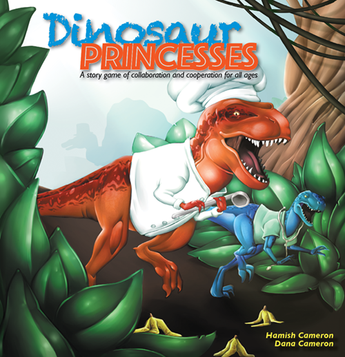 DINOSAUR PRINCESSES - RPG