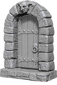 Pathfinder Deep Cuts Unpainted Miniatures Doors