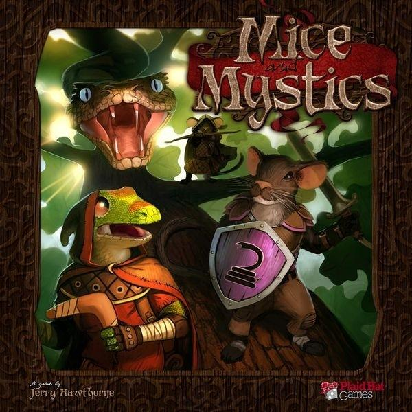 Mice And Mystics Downwood Tales - Good Games
