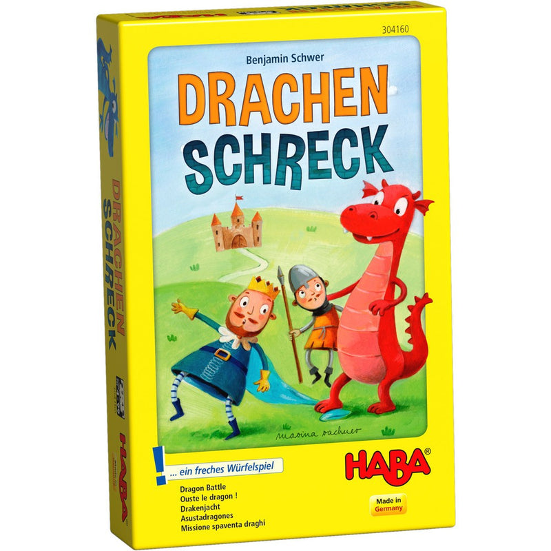 Dragon Battle Drachen Schrek