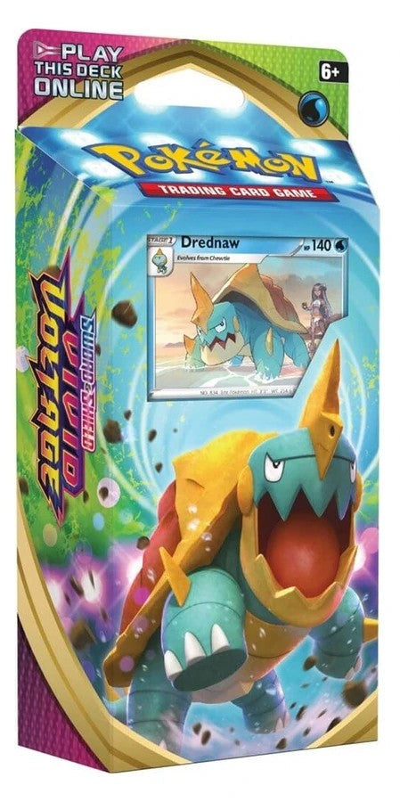 Pokemon TCG - Vivid Voltage - Drednaw Theme Deck