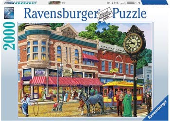 Jigsaw Puzzle Ellens General Store 2000pc
