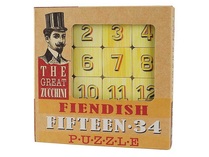 Fifteen-34 Puzzle