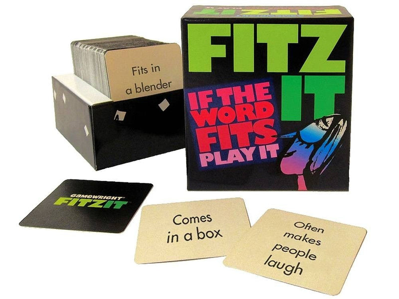 Fitz It Card Game