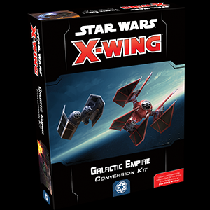Star Wars: X-Wing (Second Edition) Galactic Empire Conversion Kit