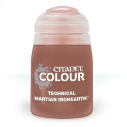 Citadel Technical Paint - Martian Ironearth (24ml) 27-24