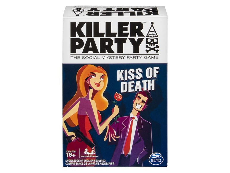 Killer Party Kiss Of Death