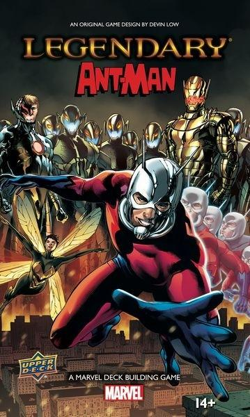 Marvel Legendary Ant Man - Good Games