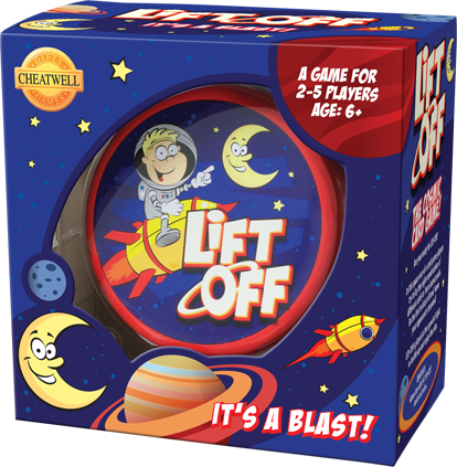 Lift Off Card Game