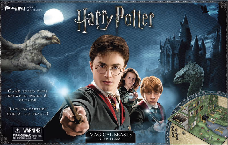 Harry Potter And The Quest For The Magical Beasts