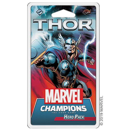 Marvel Champions: The Card Game - Thor Hero Pack - The Games Capital