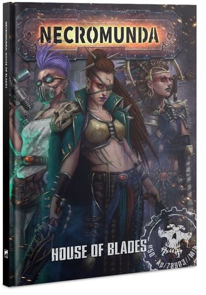 Necromunda: House Of Blades (English) 300-53
