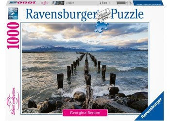 Ravensburger Puerto Natales Chile - 1000 Piece Jigsaw