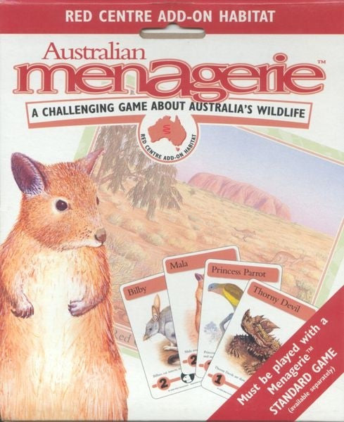 Australian Menagerie Add-On (Red Centre)