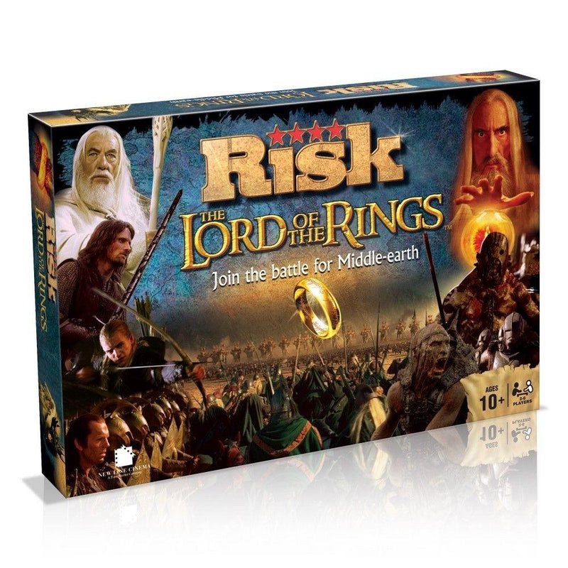 Wma Risk Lord Of The Rings