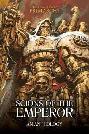 Bl2833 Scions Of The Emperor:An Anthology (Eng)