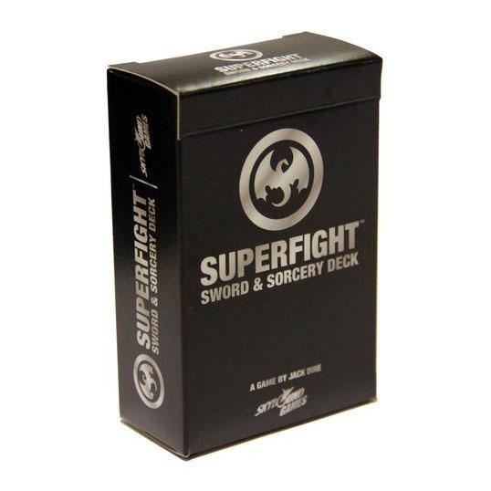 Superfight The Sword & Sorcery Deck - Good Games