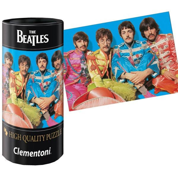LUCY IN THE SKY WITH DIAMONDS THE BEATLES: 500PC JIGSAW - CLEMENTONI