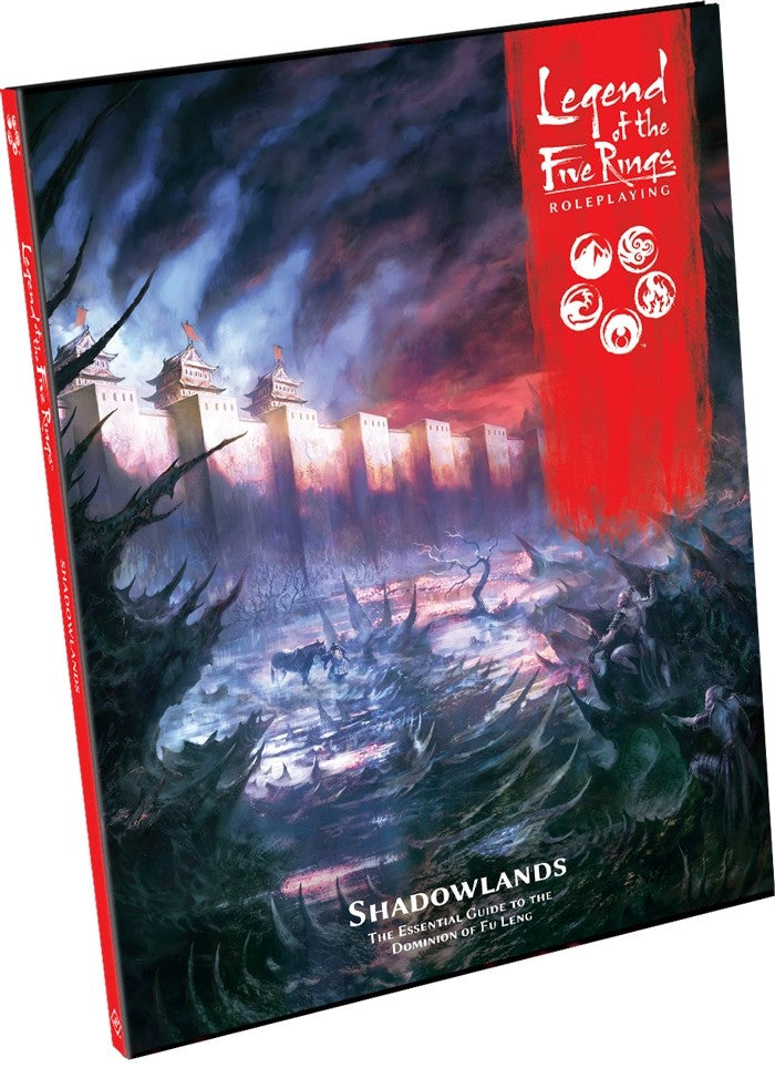 Legend Of The Five Rings Roleplaying Game Shadowlands