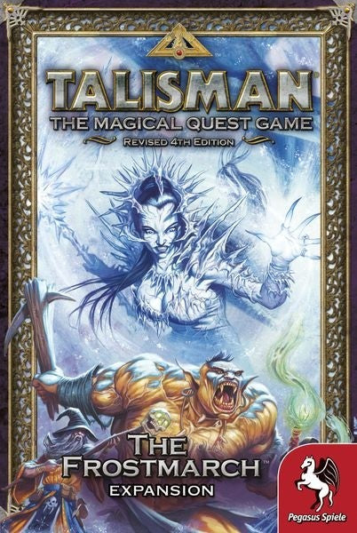 Talisman 4Th Edition Frostmarch Expansion