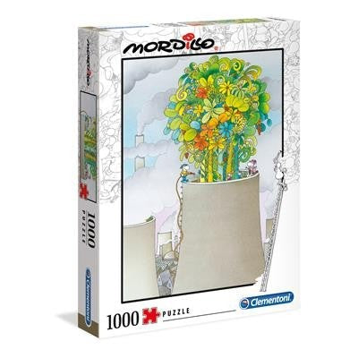 The Cure Mordillo: 1000Pc Jigsaw - Clementoni