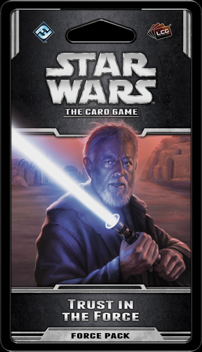 Star Wars Lcg Trust In The Force Force Pack