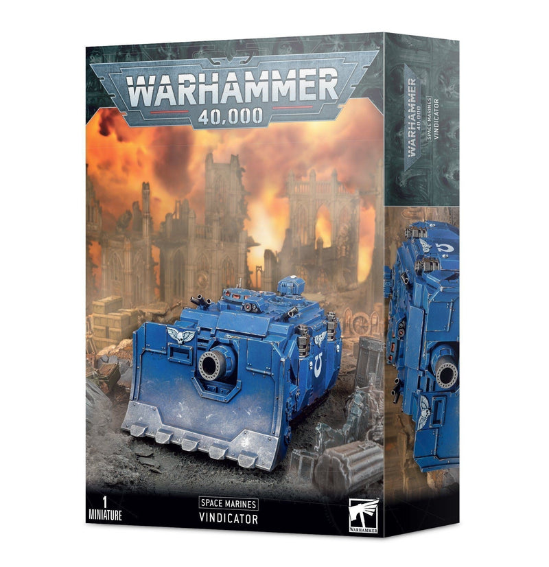 Space Marines Vindicator (48-25)