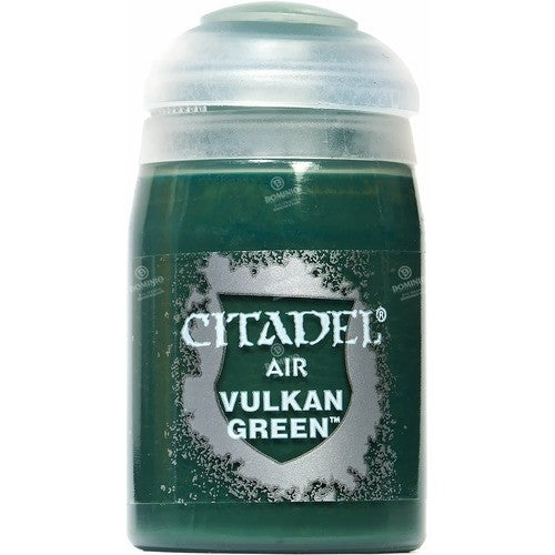 Citadel Air Paint - Vulkan Green (24ml) 28-65