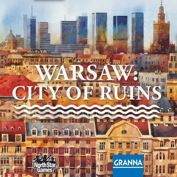 Warsaw City Of Ruin