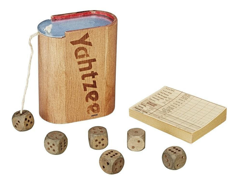 Hasbro Yahtzee Rustic - Good Games ?id=19780500127902