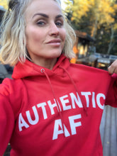 Load image into Gallery viewer, AUTHENTIC AF | BIG & BOLD HOODIE 🧨