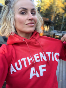 AUTHENTIC AF | BIG & BOLD HOODIE 🧨