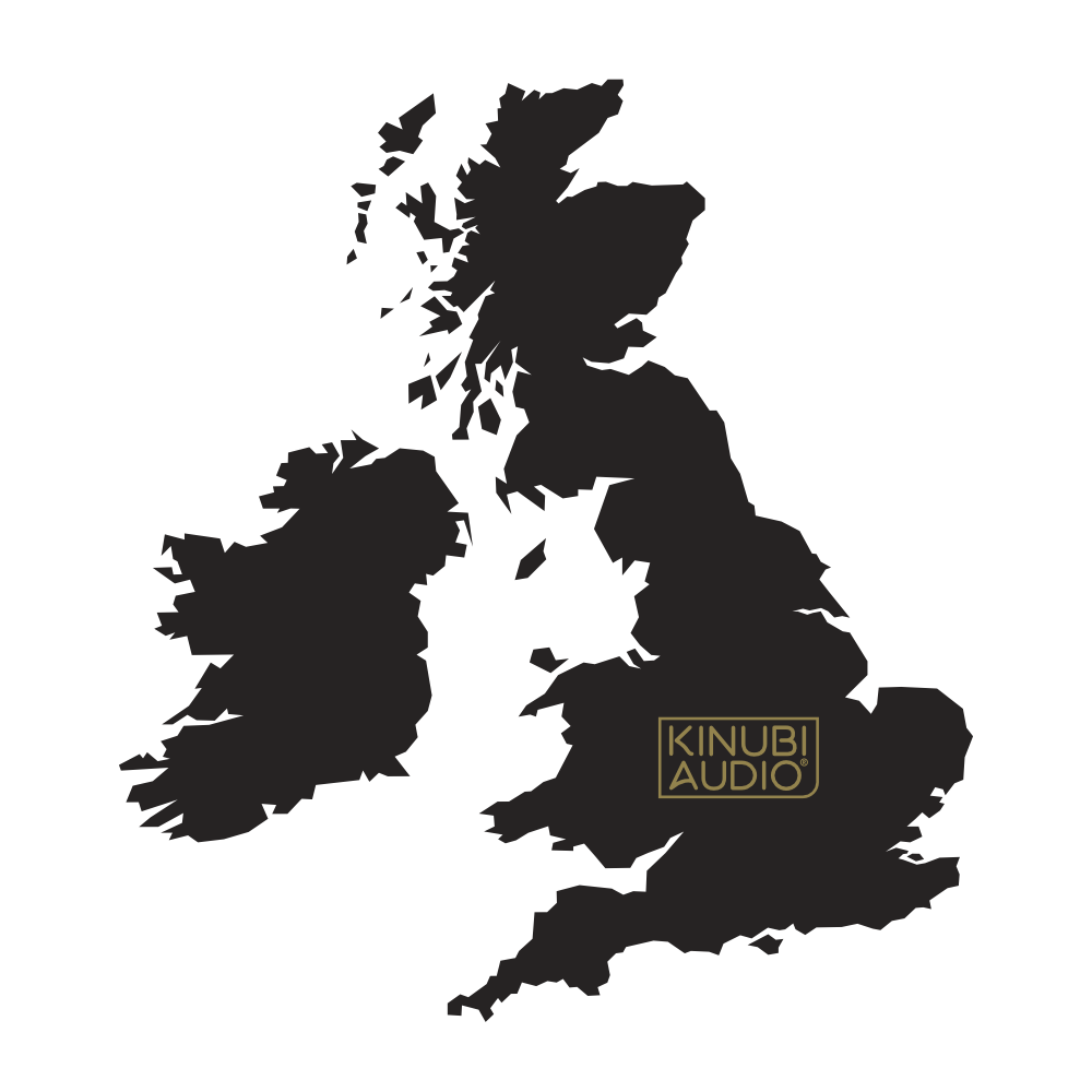 Kinubi Audio are based in Worcester in the United Kingdom