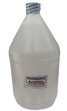 Isopropyl Alcohol 70% (1 Gallon)